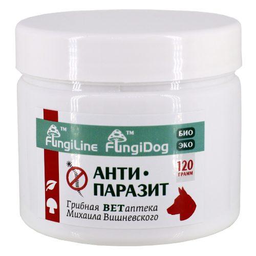 FungiDog «Антипаразит», банка 120 грамм