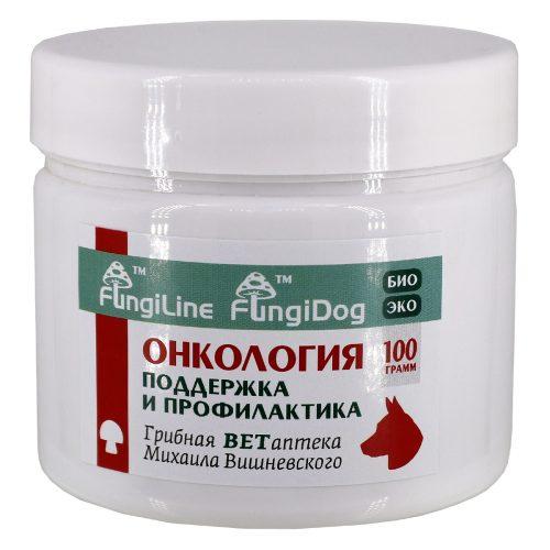 Онкология: поддержка и профилактика, банка, 100 грамм