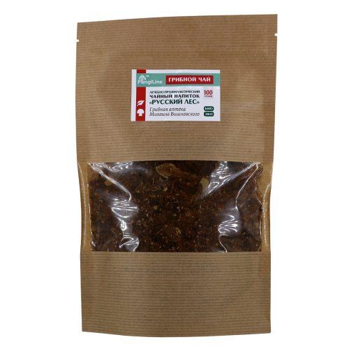 Лечебно-профилактический чайный напиток «Русский лес», упаковка100 г