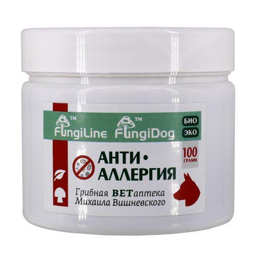 FungiDog Антиаллергия, грибная ветаптека, 100 г
